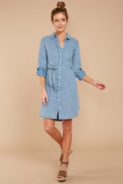 One Last Stripe Blue Striped Dress $34 - https://www.reddressboutique.com/collections/all-clothing/products/one-last-stripe-blue-striped-dress