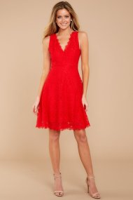 Love Letters To You Red Lace Dress $44 - https://www.reddressboutique.com/collections/all-clothing/products/love-letters-to-you-red-lace-dress