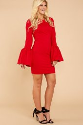 No Effort Given Red Dress $49 - https://www.reddressboutique.com/products/no-effort-given-red-dress