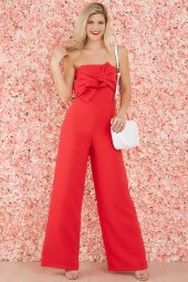 Make Your Heart Race Red Jumpsuit $48 - https://www.reddressboutique.com/products/make-your-heart-race-red-jumpsuit
