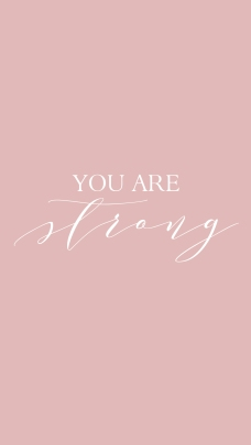 YOU ARE STRONG1