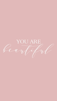 YOUR ARE BEAUTIFUL 1